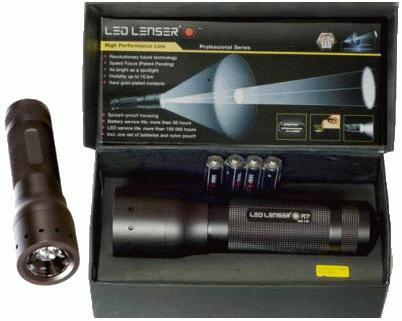 pandelampe led lenser