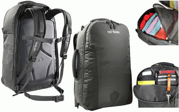 rygsæk som håndbagage